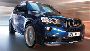 2013 Geneva Motor Show: Alpina BMW XD3 Bi-turbo