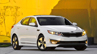 2013 kia optima hybrid delivers enhanced efficiency