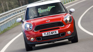 2013 MINI Paceman - UK Price £18,970