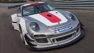 2013 Porsche 911 GT3 R based on 997