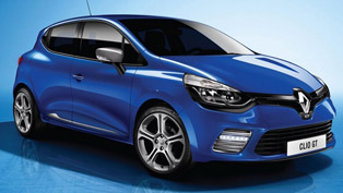 2013 Geneva Motor Show: Renault Clio GT - 120HP and 190Nm