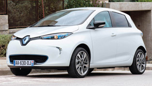 2013 Renault ZOE - UK Price £13,650