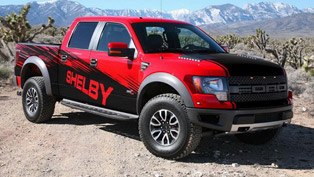 2013 Shelby Raptor - 6.2 liter Supercharged V8