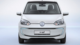 2013 Volkswagen e-Up! - 150 km Range