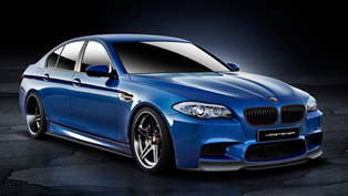 2013 Vorsteiner BMW M5 Sedan Lighter Than Ever