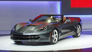 Geneva Motor Show: Chevrolet Unveils Corvette Stingray Convertible [VIDEO]