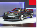 Geneva Motor Show: Chevrolet Unveils Corvette Stingray Convertible [VIDEO]