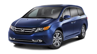 2014 Honda Odyssey Touring Elite To Debut In New York