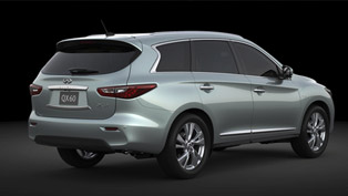 2014 infiniti qx60 hybrid to be revealed at new york auto show