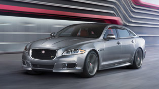 2014 Jaguar XJR Unveiled Just Ahead Of New York Auto Show