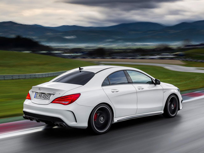 2014 mercedes benz cla 45 amg leak images for 2014 mercedes benz cla class review