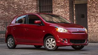 2014 Mitsubishi Mirage Delivers Outstanding Efficiency