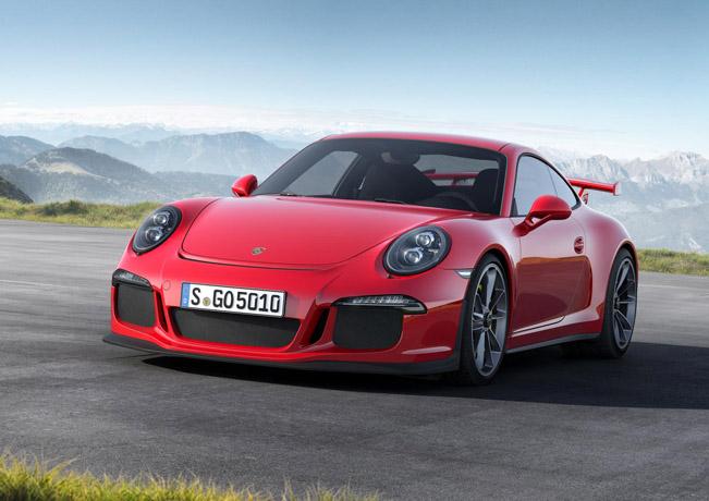 2014 Porsche 911 Gt3 Us Price 130 400