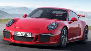 2014 Porsche 911 GT3 - US Price $130,400