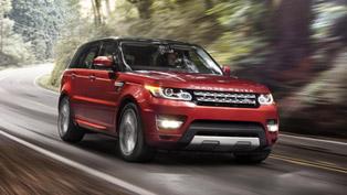 2014 Range Rover Sport Revealed In New York