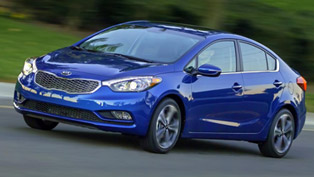 2014 Kia Forte Sedan - US Price $15,900