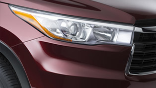 World Debut For Next-Generation Toyota Highlander SUV [TEASER]
