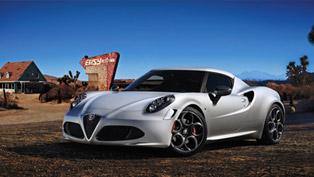 2013 Geneva Motor Show: Alfa Romeo 4C Launch Edition