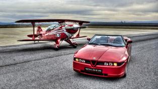 EXCLUSIVE: Vilner Resurrects Alfa Romeo Zagato Roadster