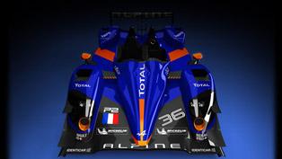 Alpine-Nissan N°36 Unveiled!