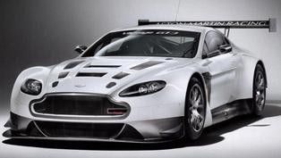 2013 Aston Martin Vantage GT3 and DBRS9