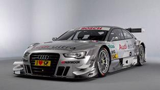 Geneva Motor Show: Premiere For Audi RS 5 DTM
