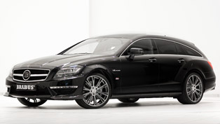 brabus b63s 730 based on mercedes-benz cls 63 amg