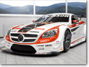 Carlsson Mercedes-Benz SLK 340 Race Car Revealed In Geneva