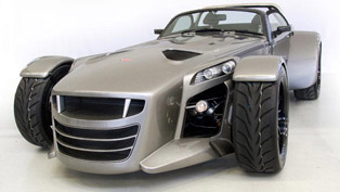 Donkervoort D8 GTO - 400HP and 475Nm