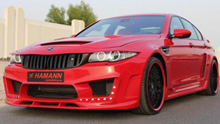 hamann bmw m5 f10 - it's not tuning, it is styling