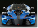 2013 Geneva Motor Show: KTM X-BOW GT