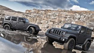 Ultimate Athlete's Car: Kahn Jeep Wrangler In Matt Grey