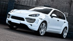 Kahn Porsche Cayenne Supersport Wide Track Revealed Ahead Of Geneva