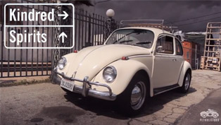 petrolicious: volkswagen beetle - kindred spirits [video]