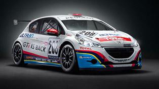 Peugeot 208 GTi Sport To Participate In 2013 VLN Championship
