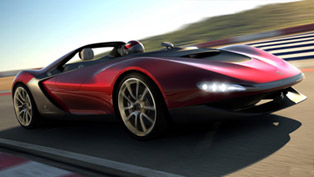 exclusive: pininfarina sergio concept revealed [video]