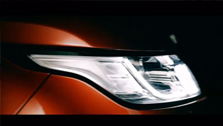 First Footage Of The 2014 Range Rover Sport Released [VIDEO]