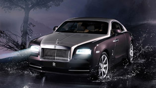 Geneva Motor Show: Rolls-Royce Wraith Unveiled!