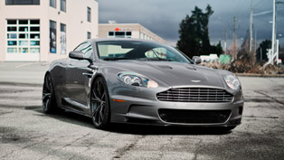 SR Auto Enhances Aston Martin DBS
