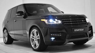 startech 2013 range rover in geneva