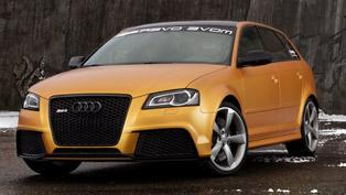 Schwabenfolia Audi RS3 Gold Orange