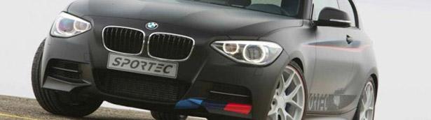 Sportec BMW 1-Series M135i in Geneva