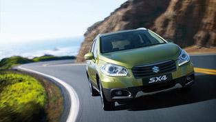 Geneva Motor Show: Suzuki SX4 Crossover