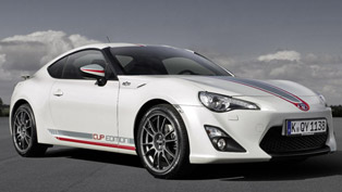 Toyota GT86 Cup Limited Edition - 86 Units