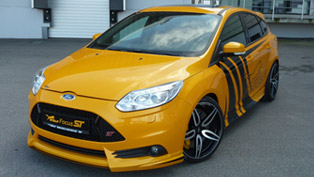 Wolf Racing Ford Focus ST - 370HP and 556Nm