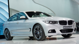 2013 Geneva Motor Show: BMW 335i Gran Turismo