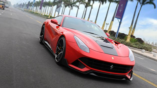 the next big thing: dmc ferrari f12 berlinetta spia