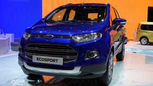 2013 Geneva Motor Show: Ford EcoSport