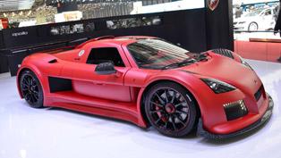 2013 Geneva Motor Show: Gumpert Apollo S