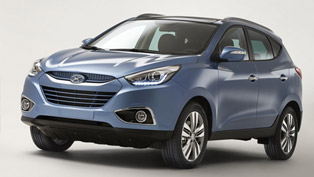 Facelifted Hyundai ix35 To Be Revealed In Geneva